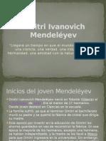 Dmitri Mendelyev