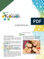 Coletivo Teatral Komos - Portifólio