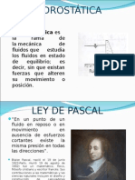 HIDROSTATICA INTRODUCCION.ppt