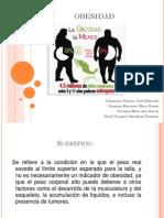 Obesidad - Endocrinología