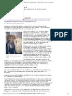 Entrevista a Pacheco