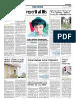 23.8.2015, 'Villa Molaroni, Speziali Presenta Il Suo Libro', Corriere Adriatico