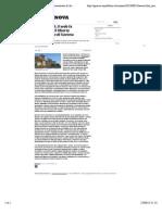 """23.8.2015, 'Villa Zanelli, Il Web Fa """"Risorgere"""" Il Liberty Dimenticato Di Savona', Repubblica"""