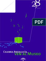 28 F. Programa de Los Museos Andaluces