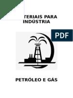 Apostila de Materiais Para Indústria de Petróleo 2013