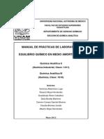 Manual Química Analítica 2