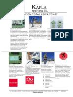 Manual Leica Tcr-407