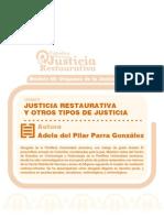 Justicia Transcicional Restauratia 2