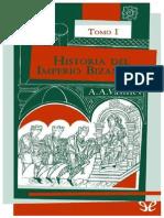 Vasiliev, Alexander a. (1925) - Historia Del Imperio Bizantino I