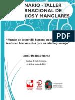 Libro de Resumenes Seminario Manglares 2015