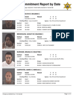 Peoria County booking sheet 08/23/15