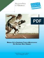 Manual Atletismo