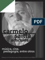 Carmelo Saitta - Artículos