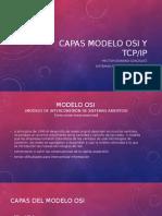 Capas Modelo Osi y Tcp, Nota 1er parcial