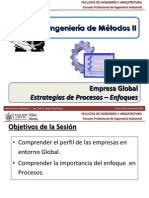 T1.1 - IM II - USMP - Estrategias Del Proceso - Empresa Global - Enfoques