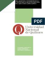 Problemas de Historia Argentina Contemporánea