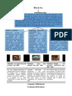 Diagrama Del Producto Manicho