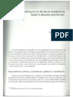 Automatização de Técnicas Figurativas - E. Couchot