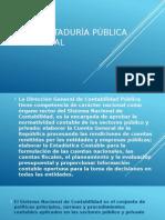 La Contaduría Pública Nacional