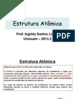 Estrutura Atomica.ppt (Aula2)