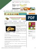Hambúrguer de Berinjela Supersaudável_ de Forno e Sem Glúten _ Cura Pela Natureza.com