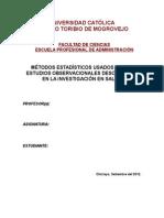 MONOGRAFIA METODOS ESTADISTICOS