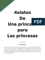 La Princesa Que Se Enamoro de Las Princesas