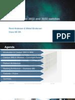 Cisco Virtual Update - Unified Access c3850