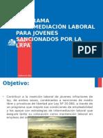 Presentación PIL UJJ 10-07-2015