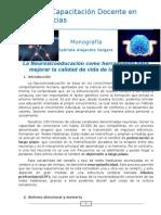 La Neurosicoeducación como herramienta para mejorar la calidad de vida de las personasfía