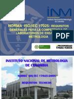 ISO-IEC 17025 - Requisitos Técnicos, Versión 2014