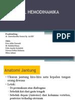 Tutorial Hemodinamik