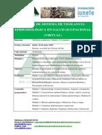 Vigilancia Epidemiologica Virtual 2016 1