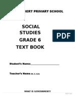 social studies text book 6  1