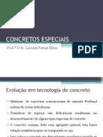 CONCRETOS- Materiais de construçãoII