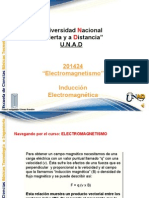 Unidad 3 Electromagnetismo