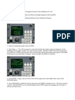 TinMouse II PDCS Users Manual