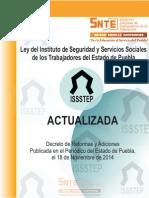LISSSTEP 2015 PUEBLA