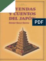 Leyendas y cuentos del japón - Irene Seco Serra