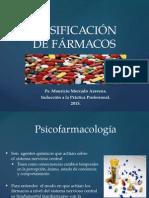 Clasificación Fármacos Apéndice I