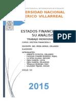 Trabajo de Monografico de Financiera
