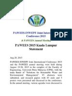PAWEES2015 KL Statement.pdf