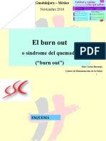 El Burn-out