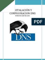Instalacion y Configuracion DNS
