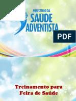 Adventistas.org Treinamento Para Feira de Saude