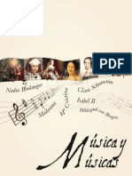 Salas Villar, Gemma - Música y Músicas