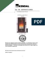 Manual Español Ankol AFS 540
