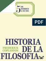 Copleston, Frederick - [Historia de La Filosofia 05]