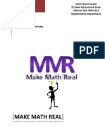 Make Math Real