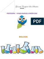 Sintesis Tercer Periodo Biologia de Noveno